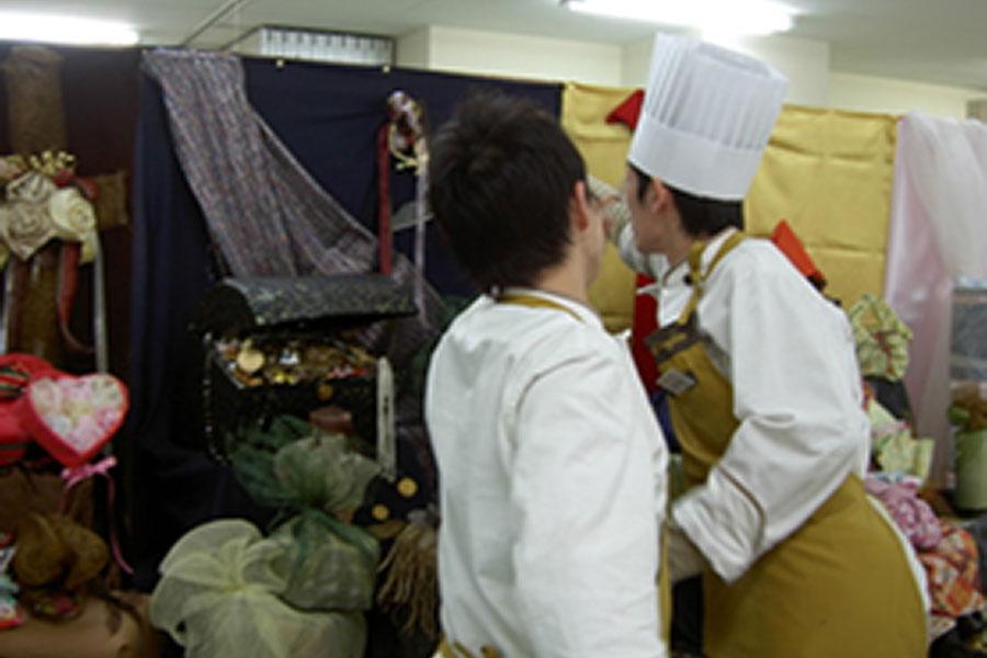 2005年 武蔵野調理師専門学校(参考写真)